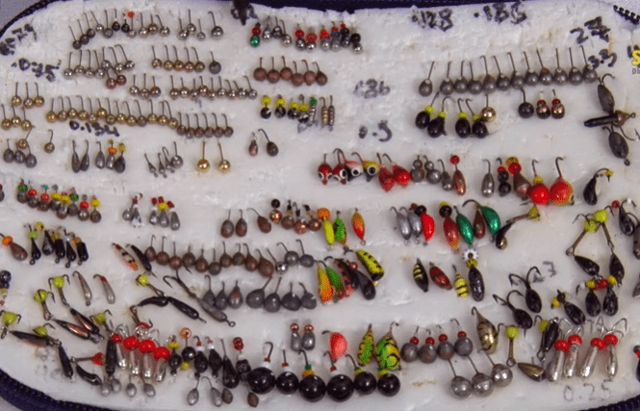 Мормышки на леща - на какую ловить?