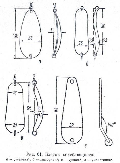 Как изготовить колебалки своими руками