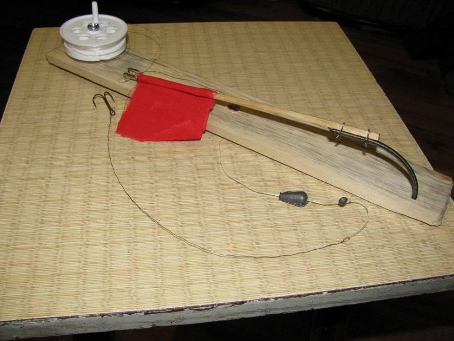 Инструкции по изготовлению самодельной жерлицы