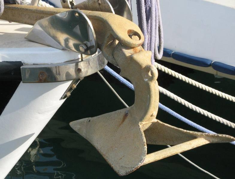 Якоря для лодок пвх своими руками