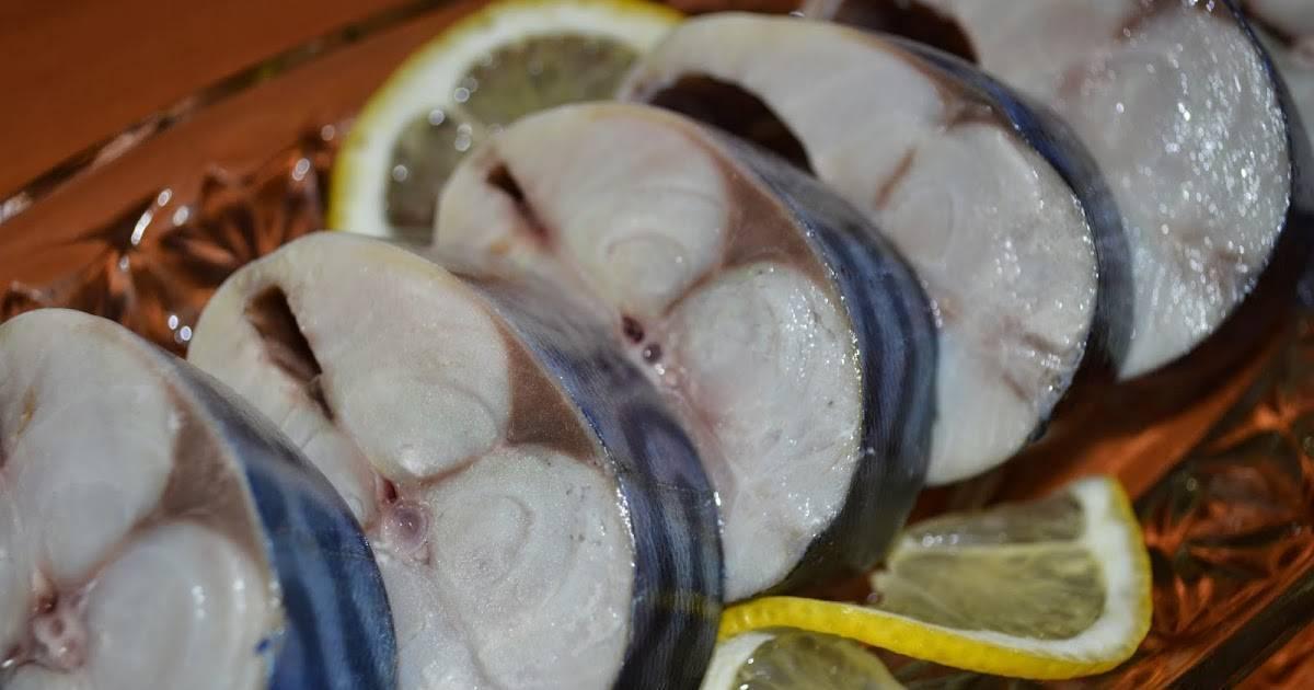 Как засолить скумбрию дома - рецепт с пошаговыми фото | меню недели