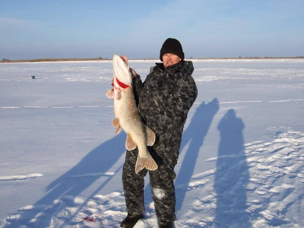 Рыбалка в пермском крае