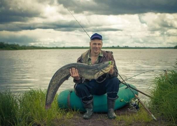 Рыбалка на реках кировской области и в кирове