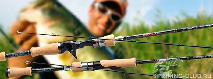 Кастинговый спиннинг: что это такое, отличие кастингового удилища от обычного, как выбрать - vobler club - клуб любителей рыбалки