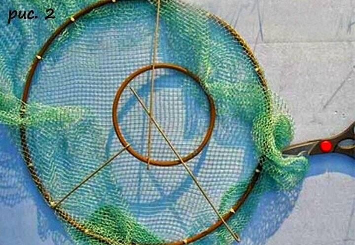 Ловля раков зимой. изготовление самой дешёвой и эффективной раколовки для ловли раков из подольда через лунки от бура.