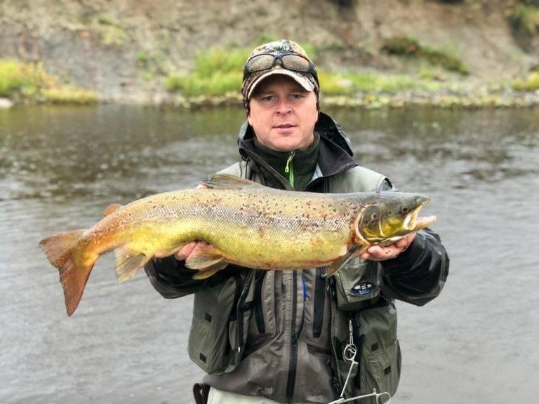 Рыбалка в архангельской области: где ловить?