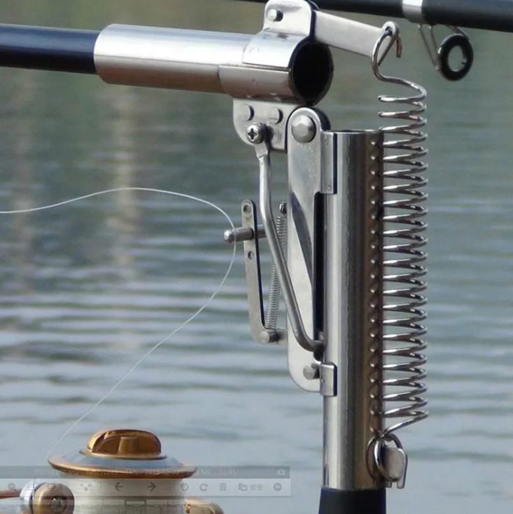 Самоподсекающая удочка fishergoman (компактная): отзывы, принцип действия