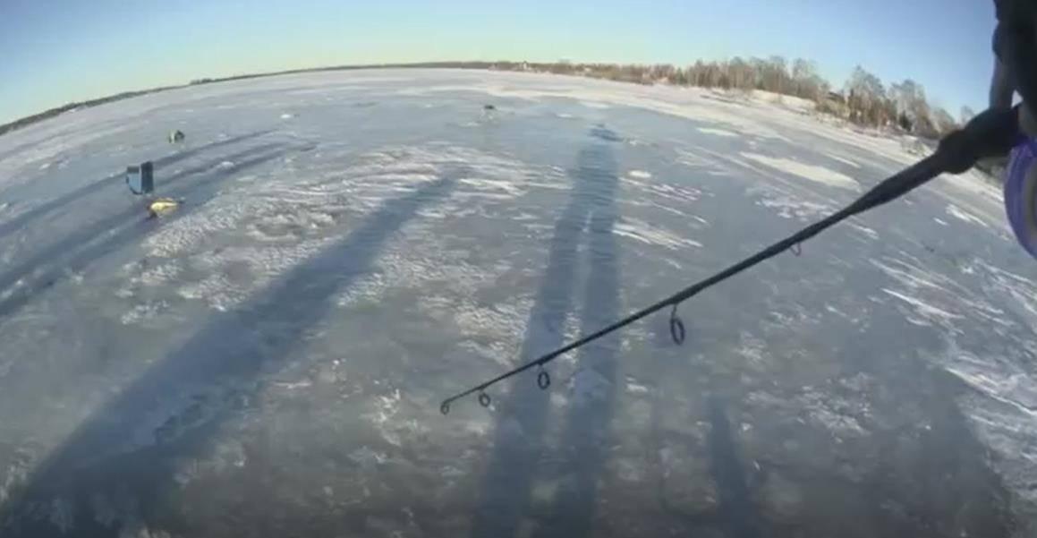 Рыбалка в декабре: какая рыба клюёт, ловля со льда и по открытой воде