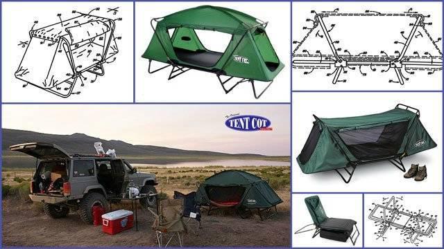Раскладушки для рыбалки: выбираем рыболовную раскладушку в палатку. рыбацкая раскладушка-трансформер и раскладная кровать, другие модели