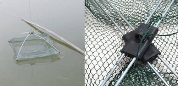 Ловля рыбы пауком – рыбалке.нет