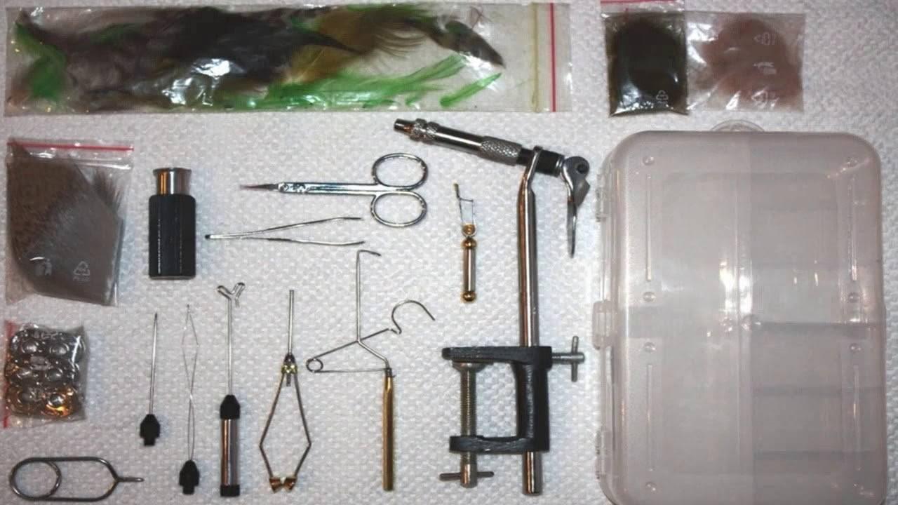 Вязание мушек: материалы и набор инструментов. как вязать разных мух для рыбалки своими руками в домашних условиях?