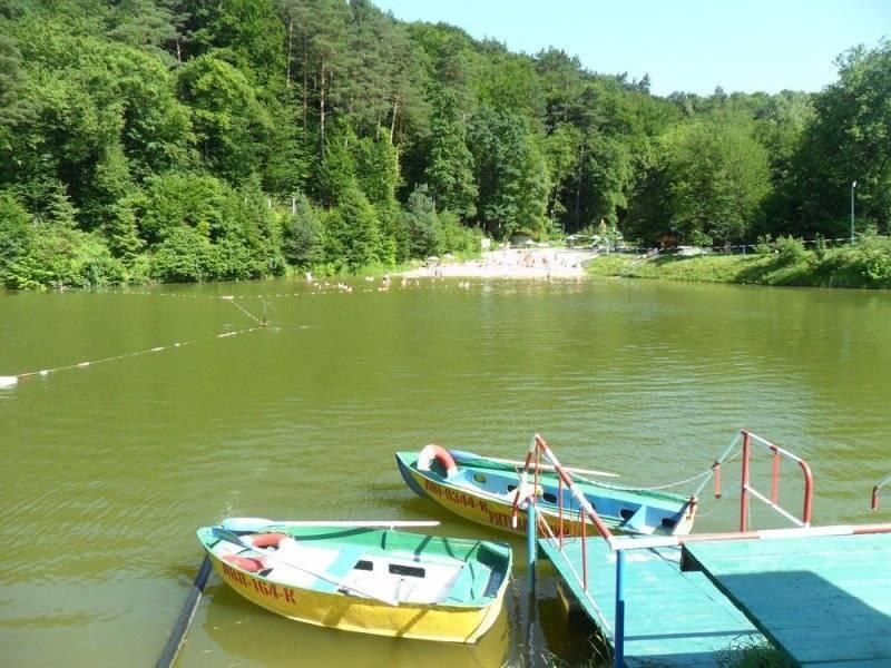 Платная рыбалка на львовских прудах - отзывы и видео с водоёмов