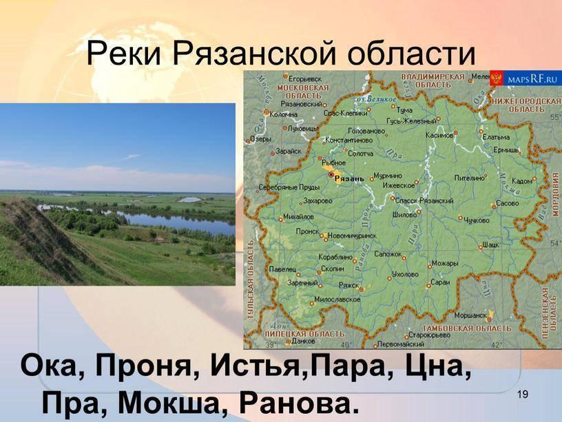 Река гусь рязанская область: описание. маршрут. фото