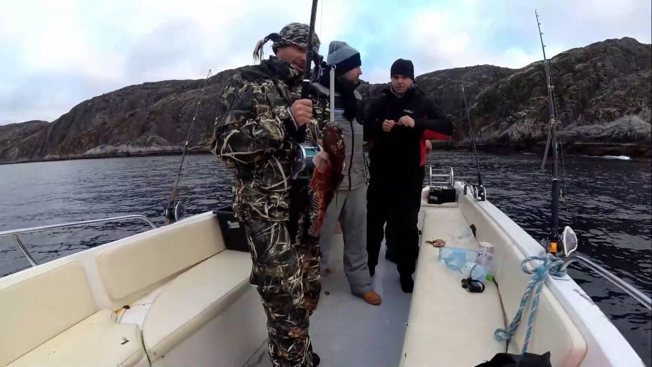 Все о рыбалке в мурманске и мурманской области