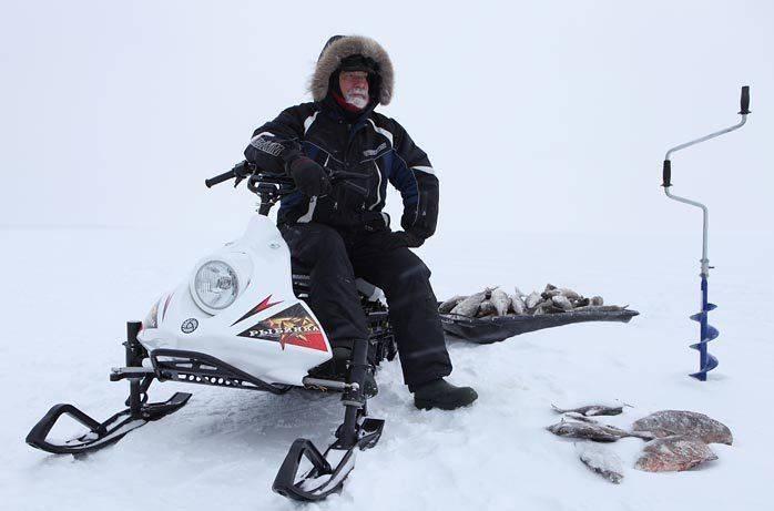 Рейтинг снегоходов: 12 проходимых моделей