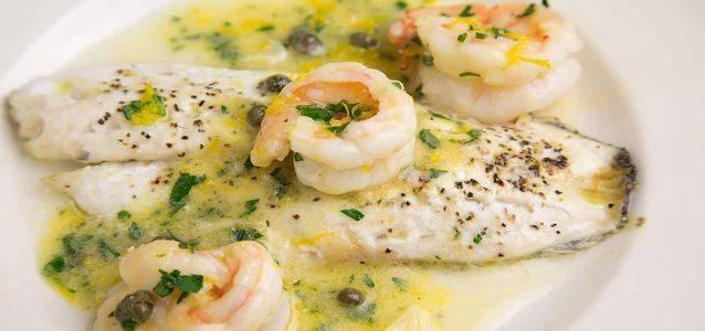 Морской окунь - рецепты приготовления в духовке, на сковороде, на мангале, в сметане и с картошкой