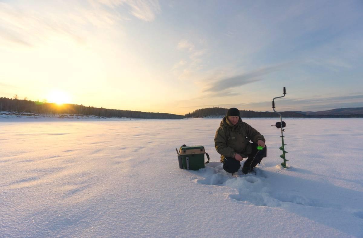 Секреты зимней рыбалки - agrodelo