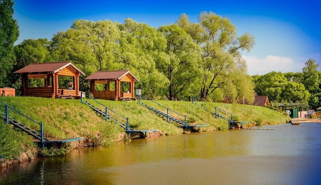 Недорогой отдых в подмосковье: отели и базы отдыха с пляжем, домики у воды, рыбалка с проживанием