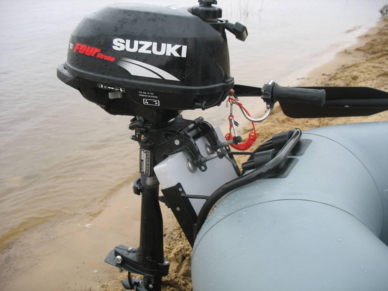 Как проводится обкатка лодочных моторов?