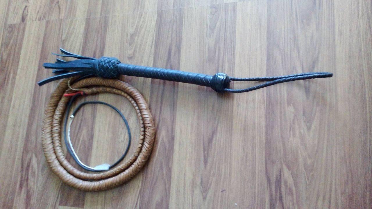 Как сделать ручку для ножа из веревки