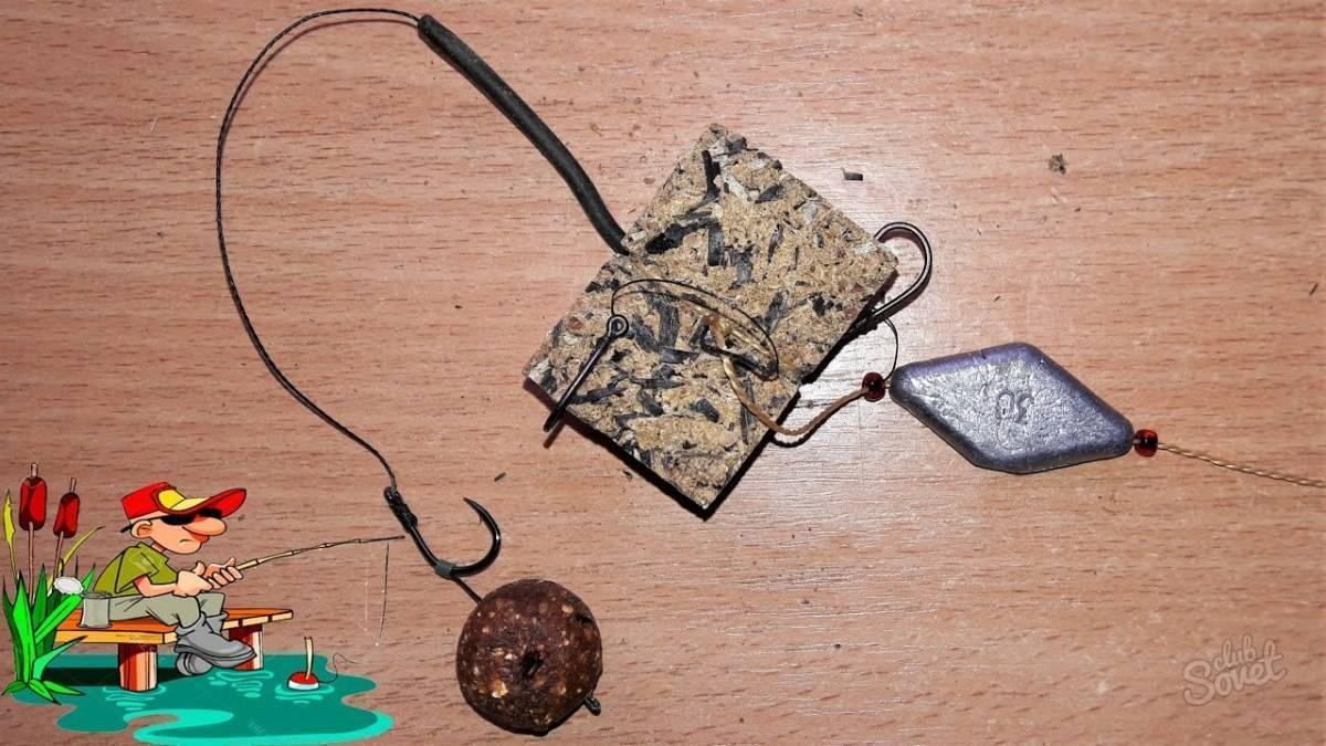 Схема изготовления макушатника и принцип ловли, видео и фото