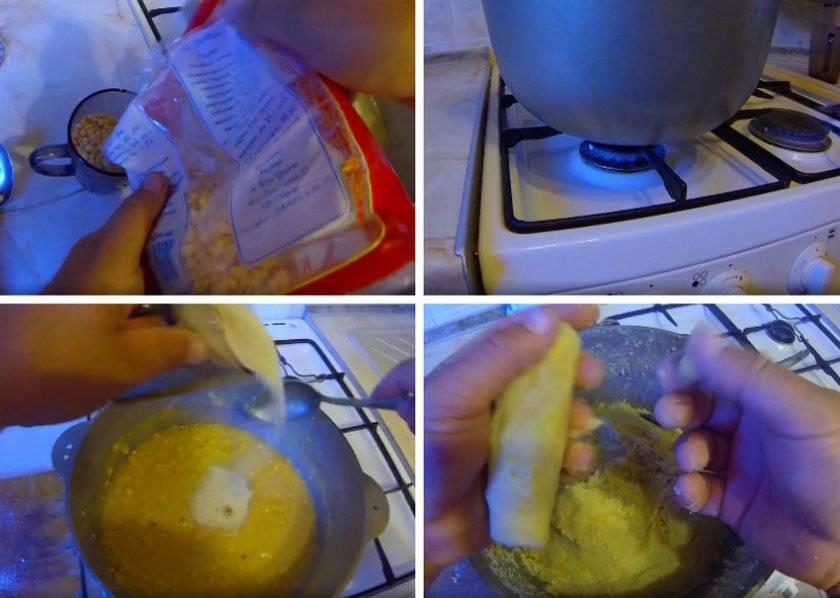 Гороховая мастырка для карася - рецепты и процесс приготовления на видео