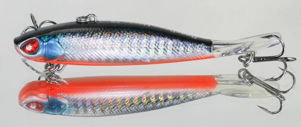 Раттлины для рыбалки на судака: самые уловистые модели с указанием расцветок