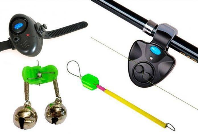 Электронные сигнализаторы поклевки для фидера, как работают