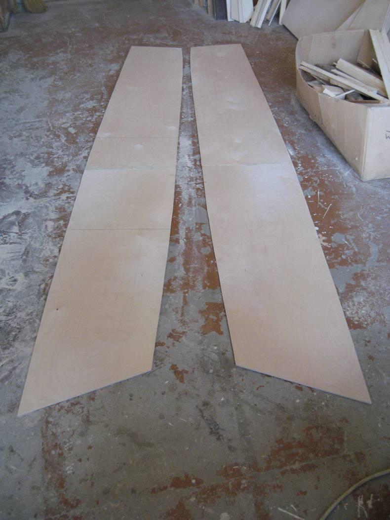 Изготовление лодки из фанеры своими руками - инструкция
