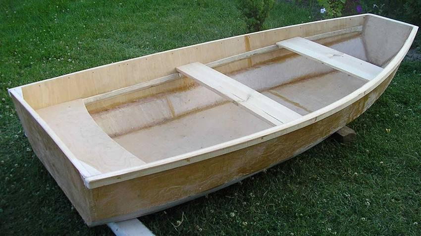 Лодка своими руками — лучшие проекты, схемы и чертежи. советы как построить правильно прочную и простую лодку