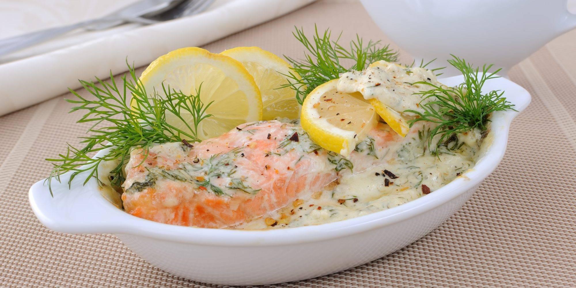 Форель под маринадом – кулинарный рецепт