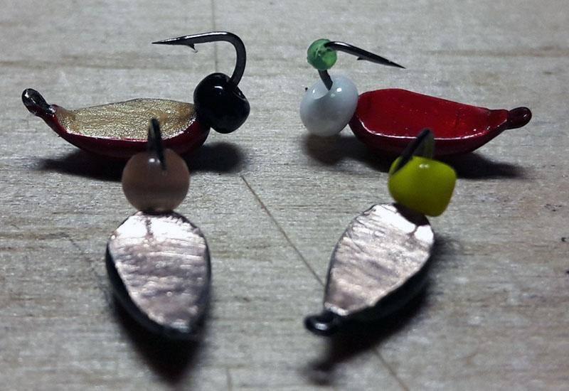 Мормышки своими руками - 125 фото и видео изготовления из подручных материалов