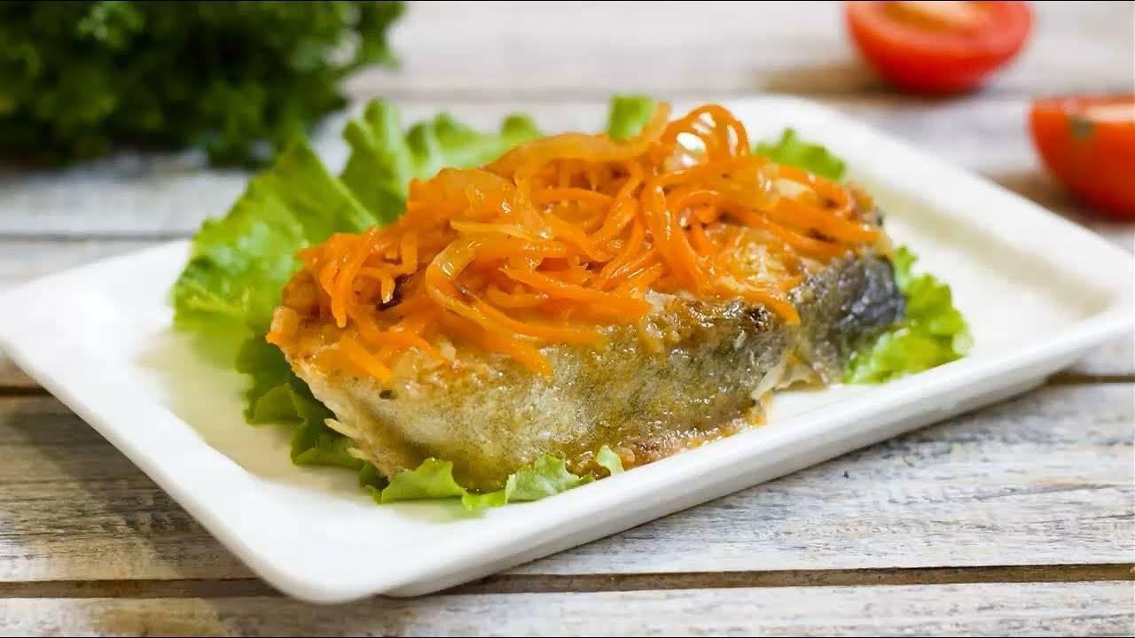 Сочная рыба под маринадом (тот самый, классический, рецепт)
