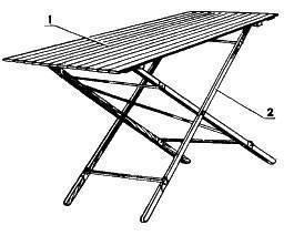 Раскладной столик для пикника своими руками: чертежи и размеры фиксируем на бумаге, чтобы выбрать материал и сделать самодельный туристический стол