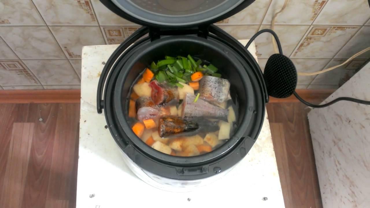 Как вкусно приготовить щуку в мультиварке