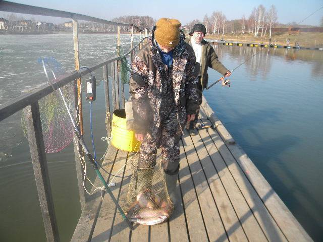 Платная рыбалка в подмосковье — отзывы опытных рыболовов