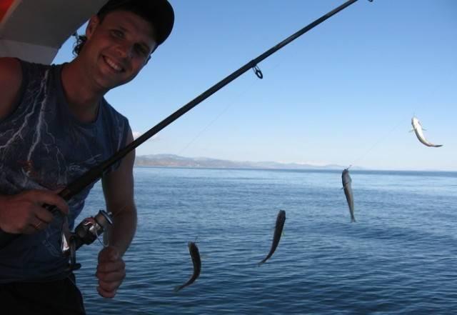 Рыбалка на чёрном море с берега – особенности береговой ловли