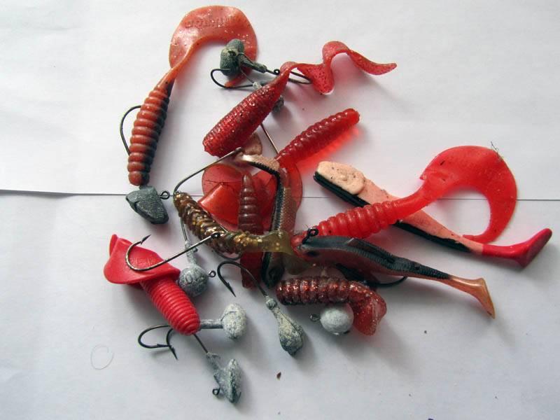 Подробное руководство о монтаже (креплении) силиконовых насадок для джига | все о рыбалке в израиле