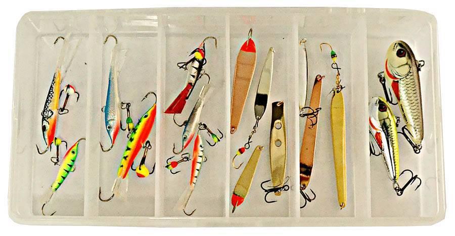 Блесна для зимней рыбалки «Салмо» (Salmo) — модели и отзывы