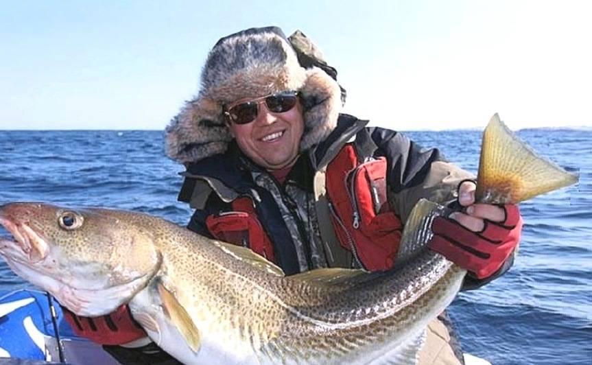 Туры                     | рыбалка в баренцевом море – ловля трески, камбалы, палтуса!