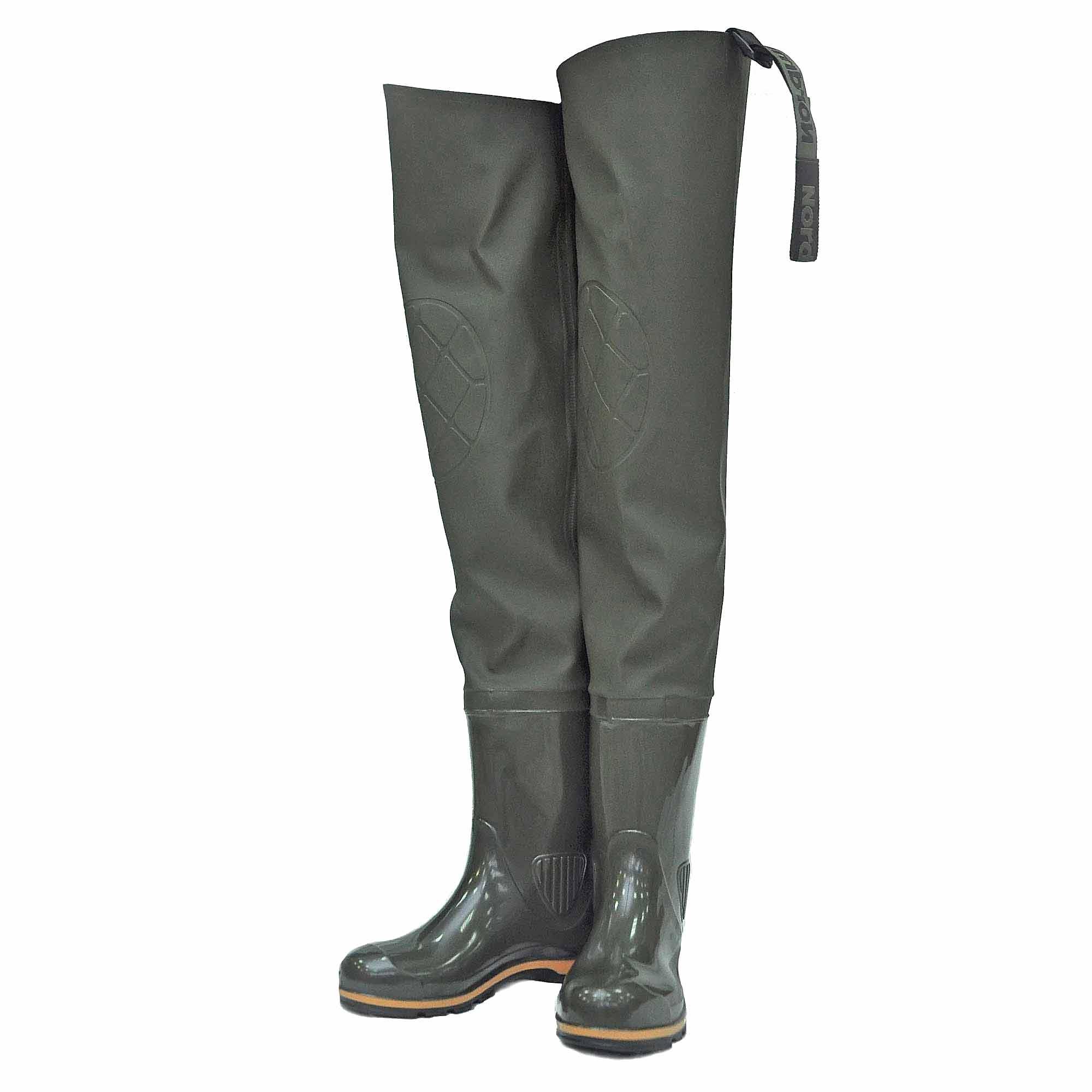 Забродные ботинки: как выбрать для вейдерсов и забродной рыбалки, обзор моделей на войлочной подошве и с шипами, размеры