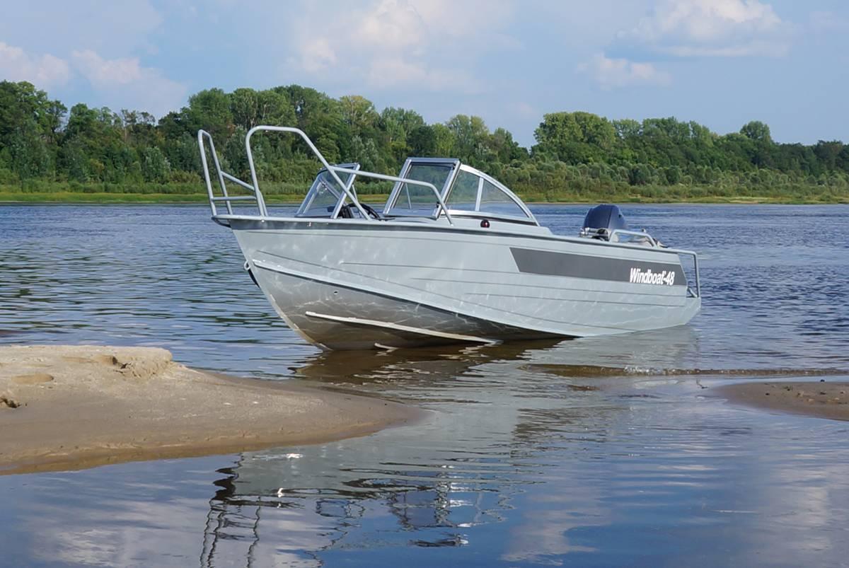 Новый риб arf от компании winboat