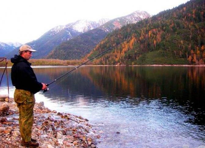 Рыбалка на байкале — ловля летом на удочку, какая балтийская рыба водится в озере
