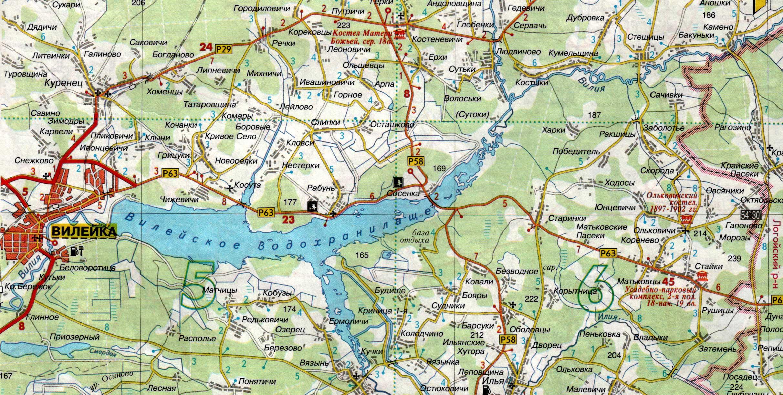 Крупнейшие реки протекающие на территории белоруссии