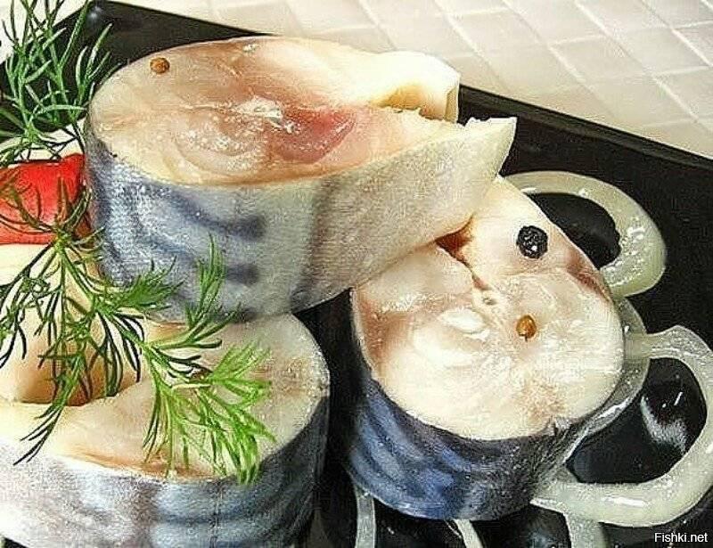 Что приготовить из скумбрии свежей заморозки