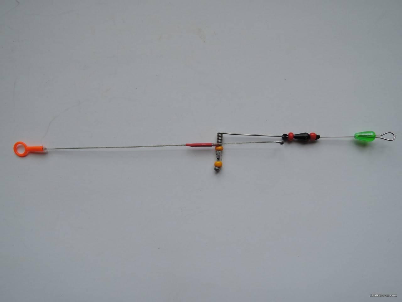 Выбираем кивок для зимней рыбалки