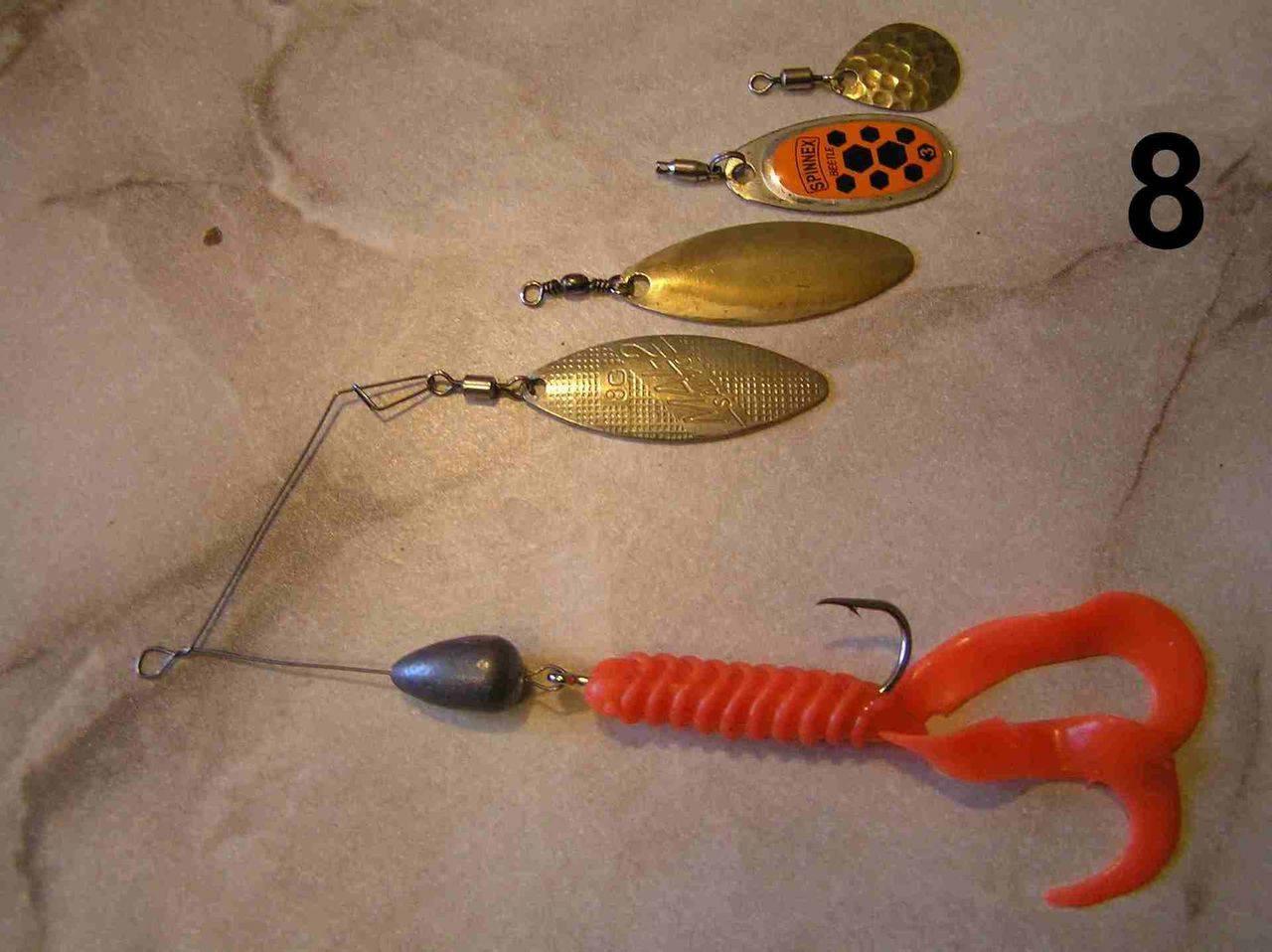 Оснастка спиннинга на окуня: выбор приманки для ловли, как сделать самостоятельно