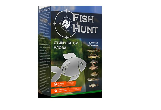 Стимулятор улова Fish Hunt: реальные отзывы, состав и инструкция как пользоваться