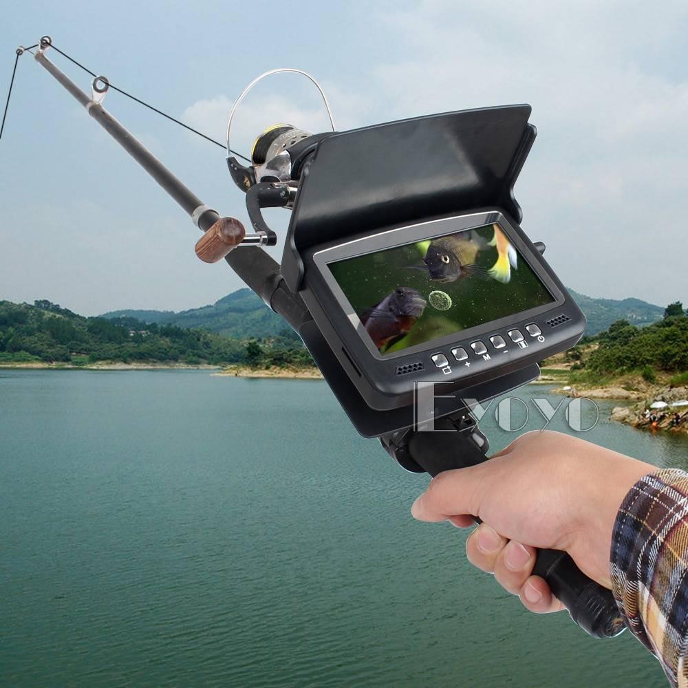 10 лучших подводных камер для зимней рыбалки - рейтинг 2020