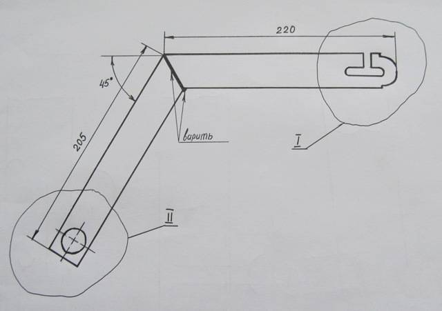Транцевые колеса своими руками - для лодки пвх, видео, чертеж